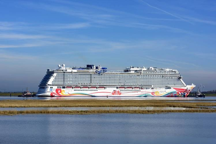 Photo: Norwegian Cruise Line