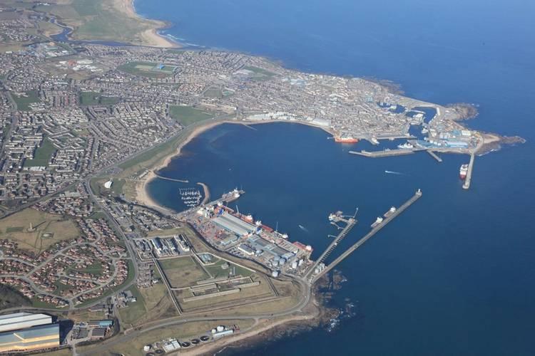 (Photo: Peterhead Port Authority)