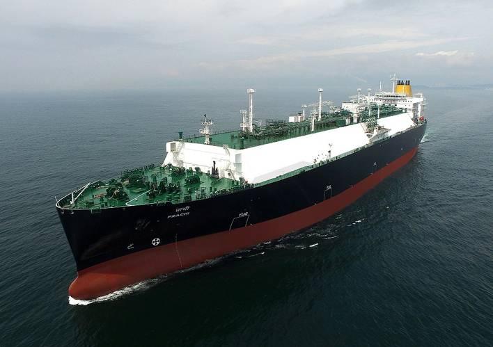 Photo: Petronet LNG
