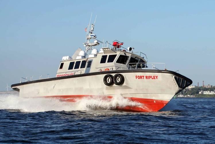 (Photo: Rapid Ocean Response Corp.)