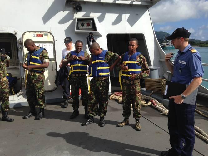 Photo: Seychelles Coast Guard