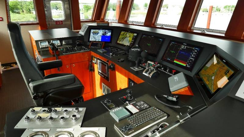 Photo: Simrad Commercial