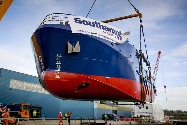 Photo: Southampton Marine Services