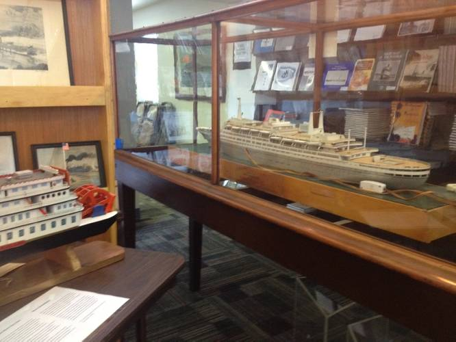 Photo: Steamship Historical Society of America