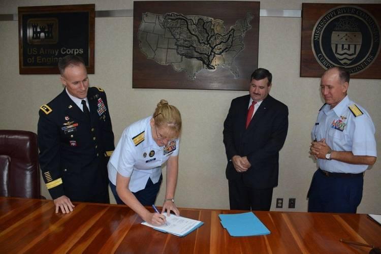Photo: U.S. Army Corps Of Engineers