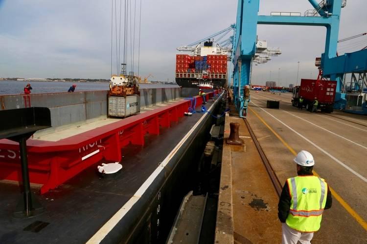 Photo Virginia Port Authority