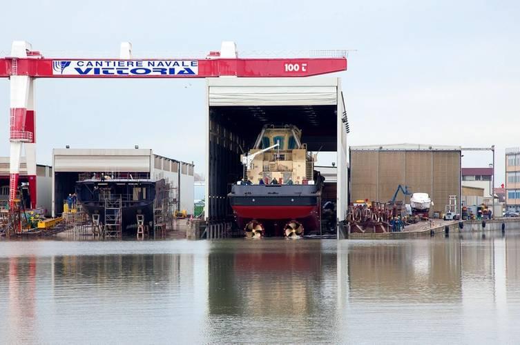 (Photo: Vittoria Shipyard)