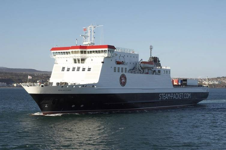 Wren completes isle of man steam packet company deal for Fabricant conteneur maritime