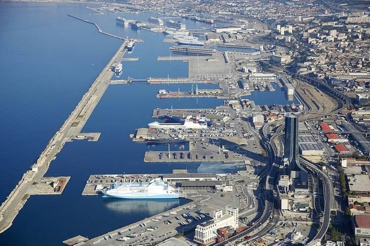 Port of Marseille Fos (Photo: Kelvin Hughes)