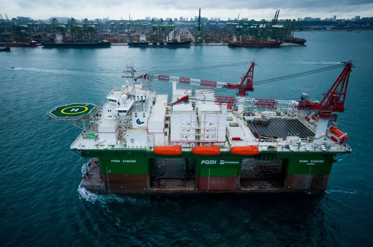 POSH Xanadu (Photo courtesy of PACC Offshore Services Holdings Limited)