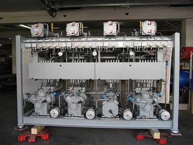 Provision cooling unit (Photo: Imtech)