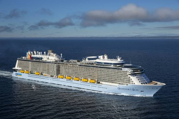 Quantum of the Seas (Photo: Royal Caribbean International)