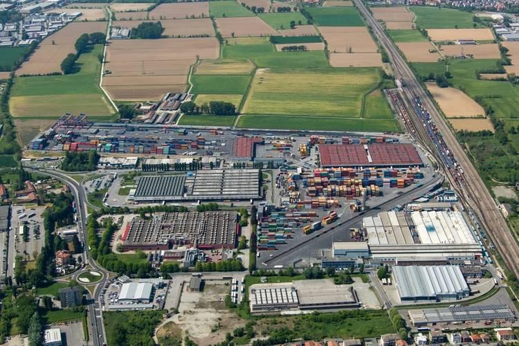 Rail Hub Milano Photo Contship Italia Group