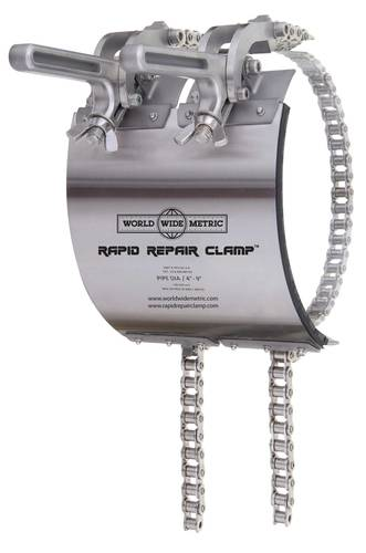 Rapid Repair Clamp (Image: World Wide Metric)
