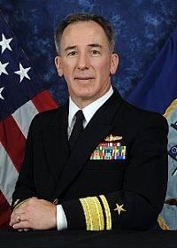 Rear Admiral Richard D. Berkey (Photo: U.S. Navy)