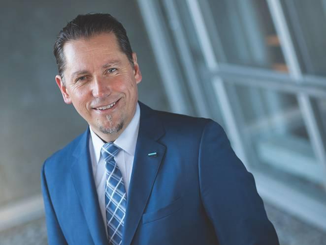 Remi Eriksen - CEO, DNV GL (Photo: DNV GL)
