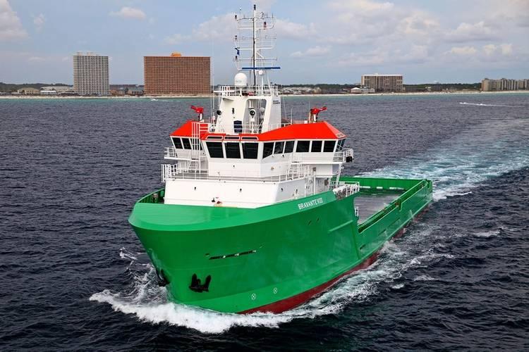 Rendering of M/V Bravante VIII courtesy of Eastern Shipbuilding