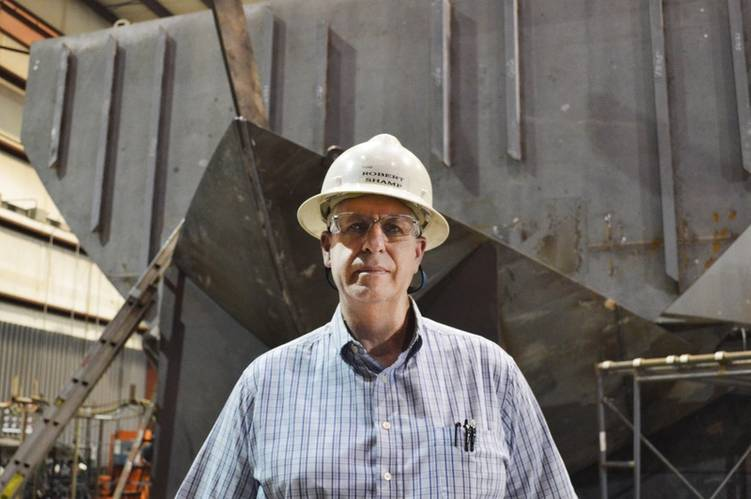 Robert Shamp (Photo: Great Lakes Group)
