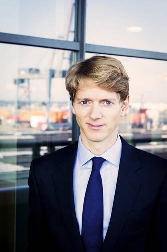Robert Uggla (Photo: Maersk Group)