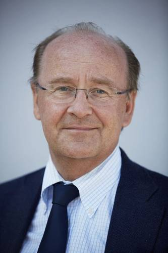 Rolf Andreas Wigand (Photo: Vestdavit)