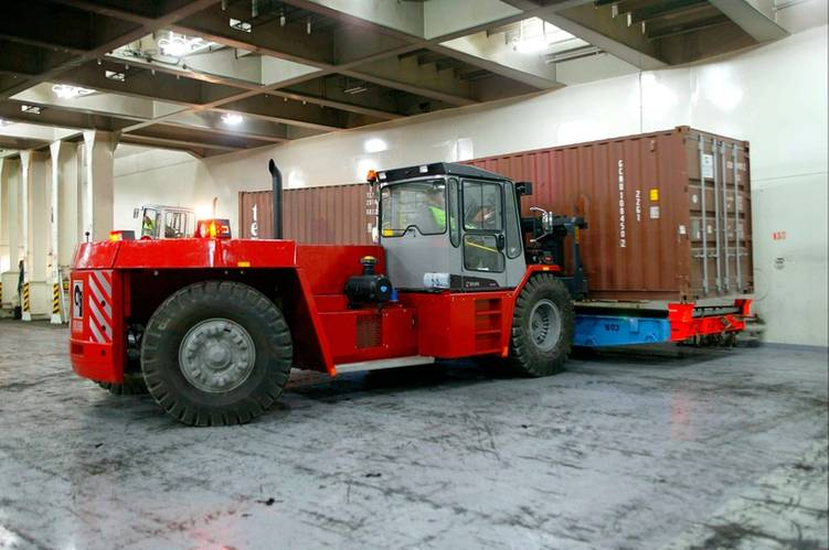 RoRo forklifts 2
