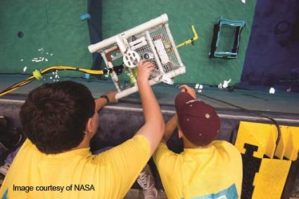 Rov Competition (image courtesy of NASA)