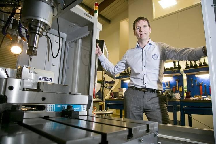 Rune Moan, managing director of TCO UK