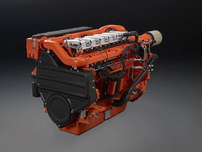 Scania New 13-Liter