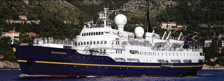 Serenissima (Photo: Serenissima Cruises)