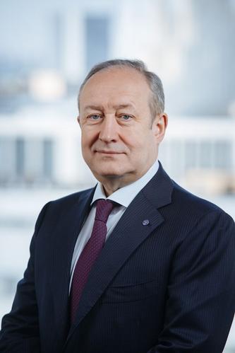 Sergey Frank (Photo: Sovcomflot)