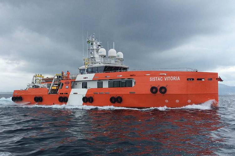 Sistac Victoria (Photo: Incat Crowther)