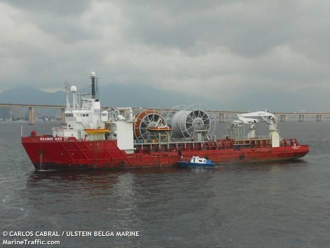 Skandi Hav - Image by: CARLOS CABRAL / ULSTEIN BELGA MARINE - MarineTraffic