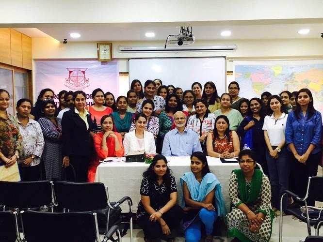 Some of the delegates at WISTA Seminar