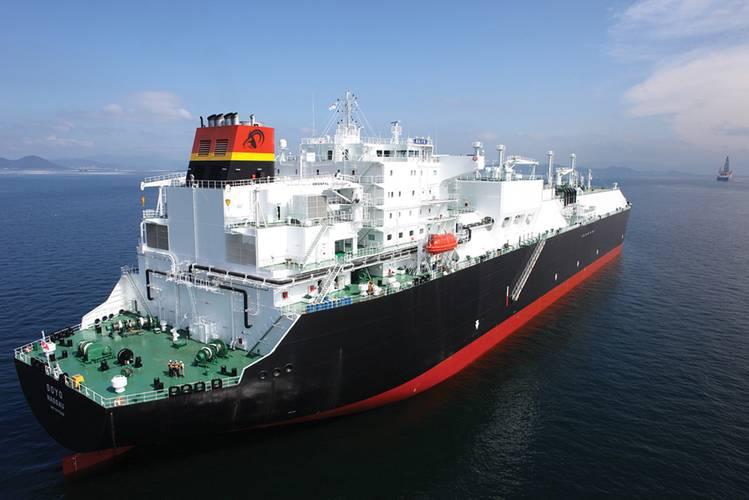 Soyo, a modern LNG Carrier. Courtesy: Teekay Corporation