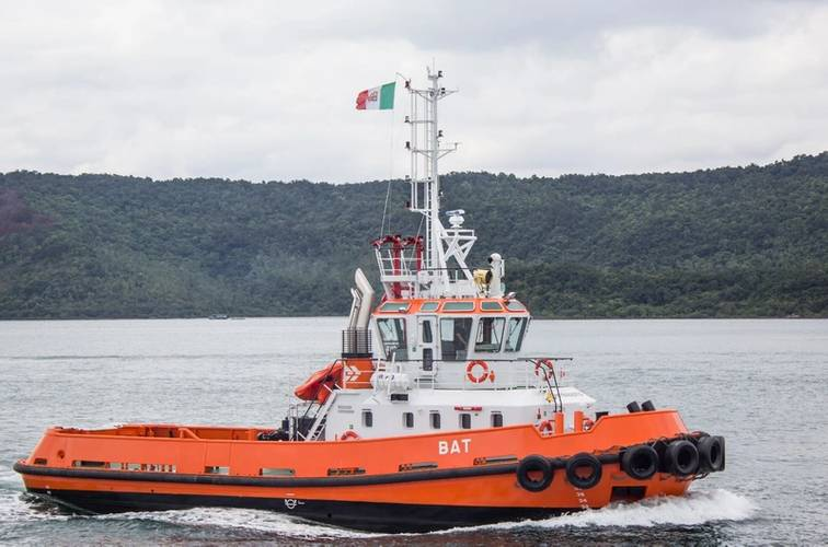 Stan Tug 2608 (Photo: Damen)