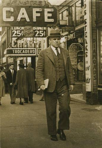 """""""Starting a business at the beginning of the Great Depression, then surviving those """"Dirty 30s"""" ... I know that that was an extremely difficult and discouraging time for my grandfather, a talented, ambitious and proud man.""""  – Robert G. Allan, Executive Chairman, Robert Allan Ltd. Photo: Robert Allan Ltd."""