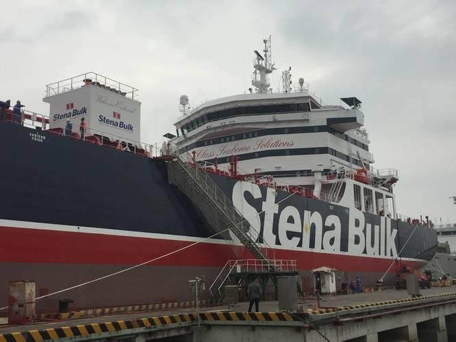 Stena Impeccable (Photo: Stena Teknik)