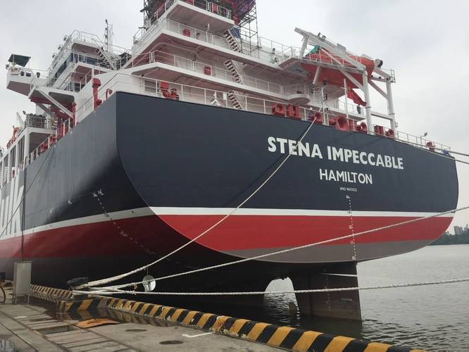 Stena Impeccable (Photo: Stena Teknik)