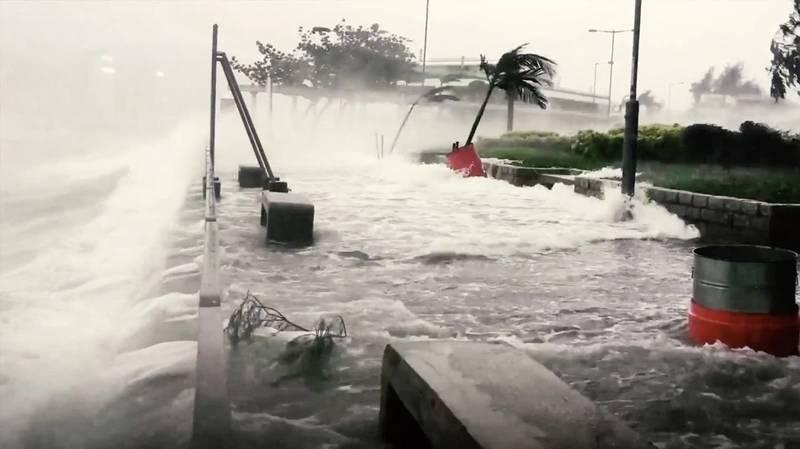 Storm Surge (Photo: University of Miami)