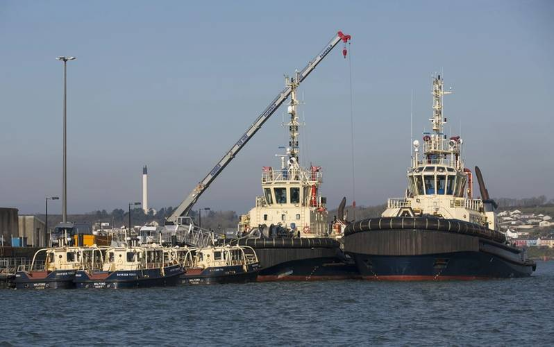 Svitzer Fleet (Photo: Svitzer)