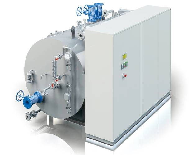 The advanced MEL Electrical Steam Boiler from PARAT. (Photo: PARAT Halvorsen AS)