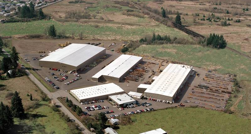 The Allied Systems facility.