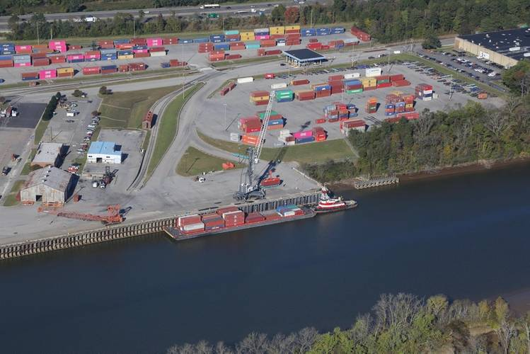 The Richmond Marine Terminal (source: Port of Virginia)