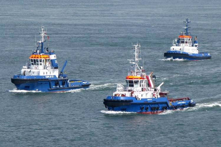 The Rolls-Royce brand MTU and Fairplay Towage are to test an MTU diesel genset with SCR exhaust aftertreatment in a harbour tug in order to verify compliance with IMO Tier III emission requirements.