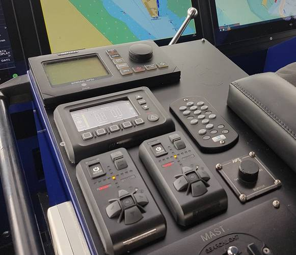 These CTVs are to be built with quad HM461 HamiltonJet waterjets integrated with its AVX controls and the JETanchor positioning system onboard. Photo: Courtesy Hamilton Jet