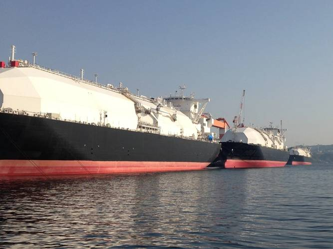 Dominion Energy's first LNG export departs US Cove Point terminal: pilots