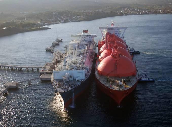 Turkish LNG: the Neptune FSRU. Photo: handout