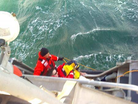 U.S. Coast Guard photo by Seaman Alyssa Petty