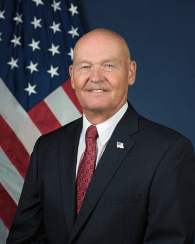 U.S. Maritime Administrator Mark Buzby