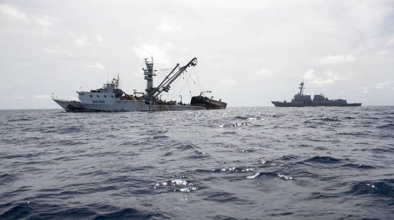 U.S. Navy photo by Daniel Kelley